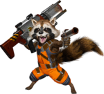 Rocket Raccoon (Earth-30847) from Marvel vs. Capcom Infinite 0001