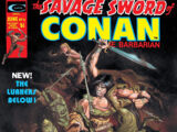 Savage Sword of Conan Vol 1 6