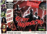 Secret Invasion poster 001