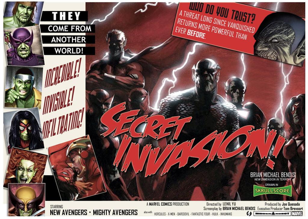 Secret Invasion   Marvel Database   FANDOM powered by Wikia