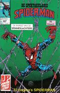 Spectaculaire Spiderman 167