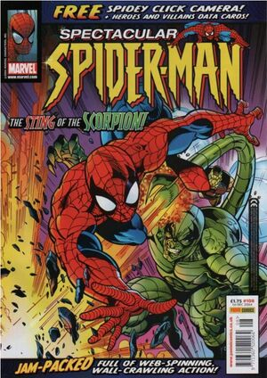 Spectacular Spider-Man (UK) Vol 1 108