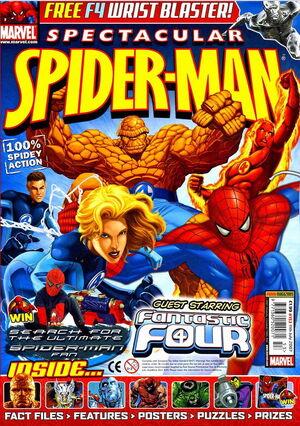 Spectacular Spider-Man (UK) Vol 1 153
