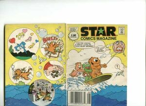 Star Comics Magazine Wraparound Vol 1 11
