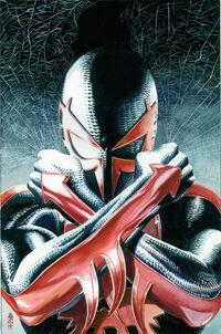 Superior Spider-Man Vol 1 17 Jones Variant Textless