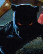 T'Challa (Earth-Unknown) from Fear Itself Fearsome Four Vol 1 2 0001