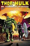 Thor vs. Hulk Champions of the Universe Vol 1 6