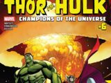 Thor vs. Hulk: Champions of the Universe Vol 1 6