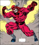 Toro Rojo (Earth-616) from Avengers Vol 1 370 0001