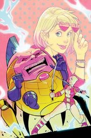 Unbelievable Gwenpool Vol 1 4 Textless