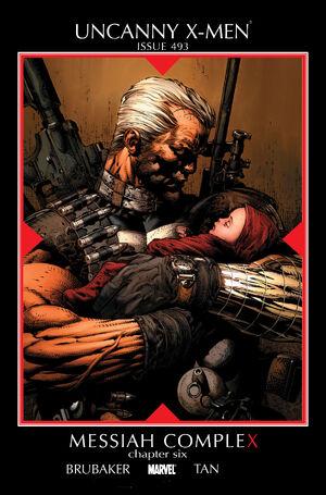Uncanny X-Men Vol 1 493