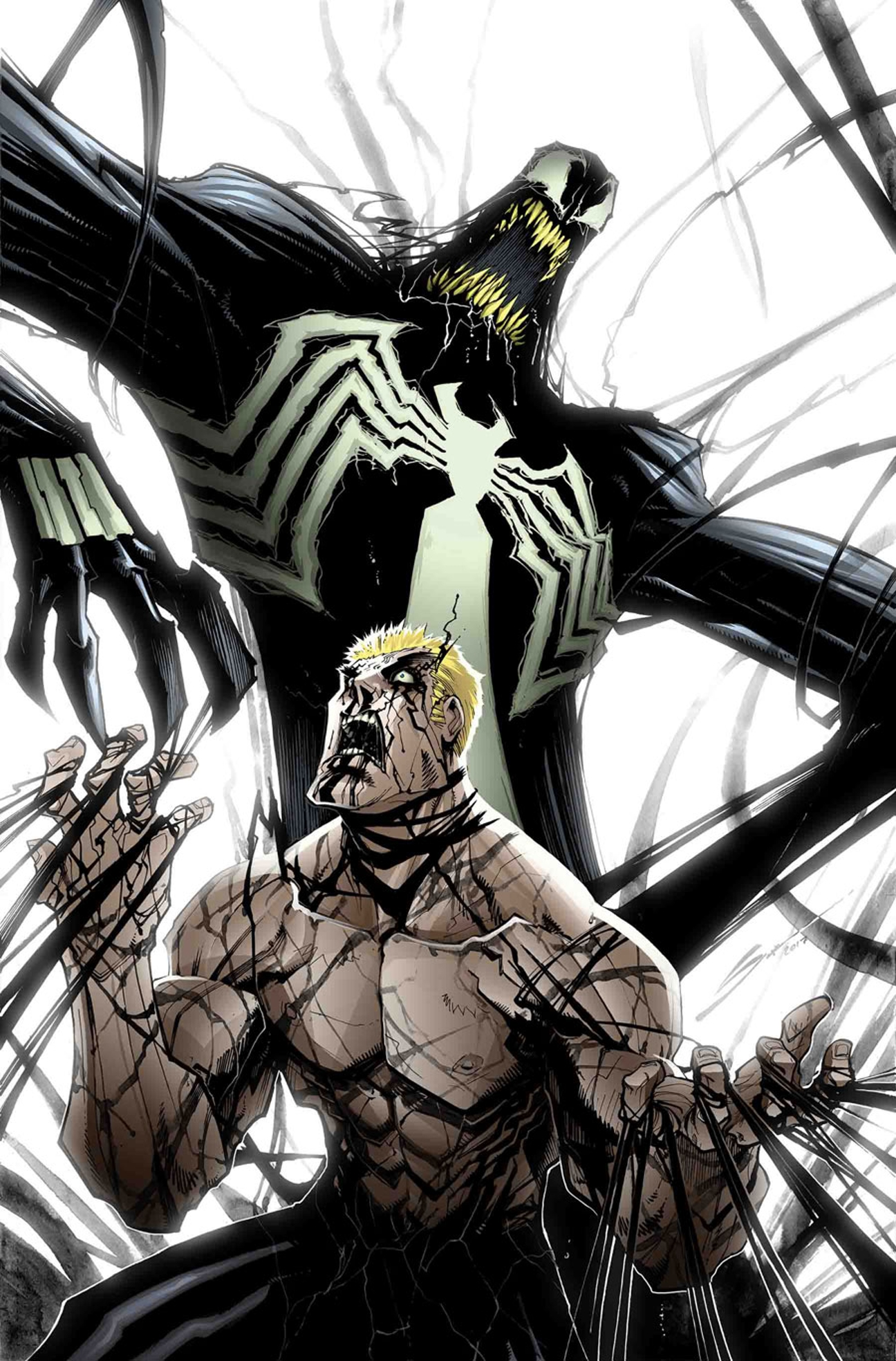 Venom Klyntar Earth 616 Marvel Database Fandom Powered By Wikia