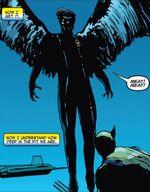 Warren Worthington III (Earth-11080) from Marvel Universe Vs. Wolverine Vol 1 1 0001