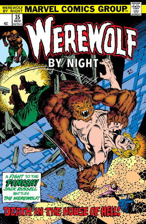 Werewolf by Night Vol 1 35