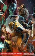 Wolverine Vol 4 1 Textless Marko Djurdjevic Variant