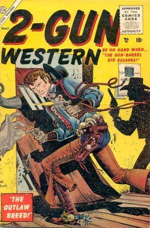 2 Gun Western Vol 1 4