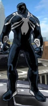 All-New Agent Venom (Flash Thompson) from Spider-Man Unlimited (Video Game) 0001