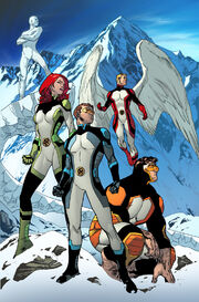 All-New X-Men Vol 1 18 Immonen Variant Textless