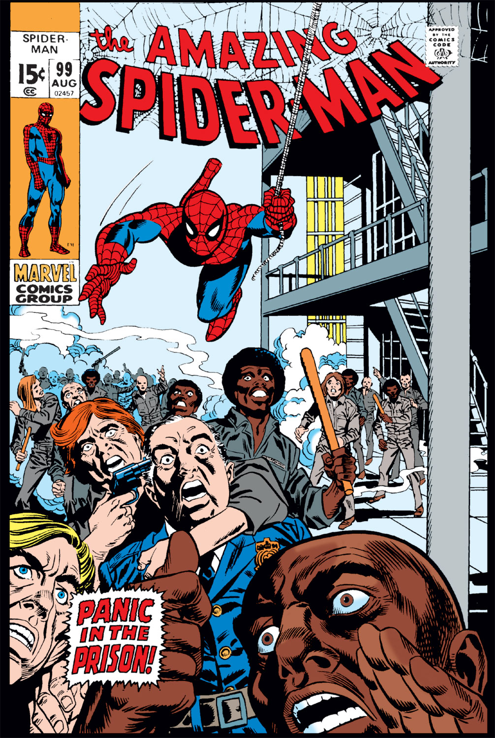 Image result for amazing spiderman 99