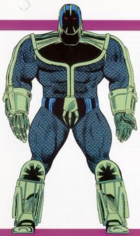 Arthur Vale (Earth-616) from Official Handbook of the Marvel Universe Master Edition Vol 1 36 0001