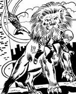 Astro (Earth-616) Spider-Man Zaps Mr. Zodiak 006