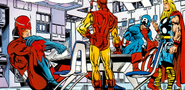 Avengers (Earth-98121) from Spider-Man Chapter One Vol 1 12 0001