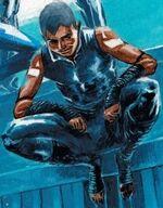 Azari T'Challa (Earth-TRN591) from Generations Iron Man & Ironheart Vol 1 1 001