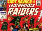 Capt. Savage and his Leatherneck Raiders Vol 1 3