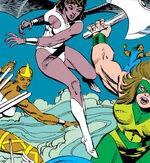 Chimera (Femizons) (Earth-616) from Captain America Vol 1 390 0001