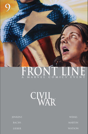Civil War Front Line Vol 1 9