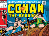 Conan the Barbarian Vol 1 6