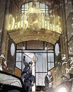 Daily Bugle (Earth-90214) Spider-Man Noir Vol 1 1