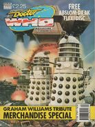 Doctor Who Magazine Vol 1 167