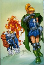 Fantastic Four Vol 3 22 Textless