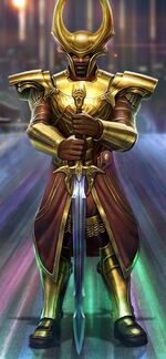 Heimdall (Earth-TRN517) from Marvel Contest of Champions 001