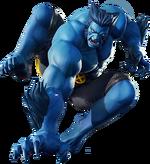 Henry McCoy (Earth-TRN789) from Marvel Super War