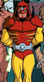 Jacob Fury (Earth-8096) from Marvel Universe Avengers - Earth's Mightiest Heroes Vol 1 3 0002