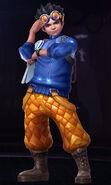 Kei Kawade (Earth-TRN012) from Marvel Future Fight 002