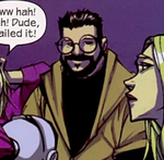 Kevin Smith (Earth-616) from Runaways Vol 3 1