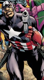 Lijah Bradley (Earth-11051) from Avengers The Children's Crusade - Young Avengers Vol 1 1 0001