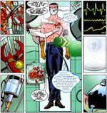 Linda Carter (Earth-616) and Stephen Strange (Earth-616) from Doctor Strange The Oath Vol 1 1 001