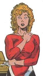 Loreen (Earth-928) Spider-Man 2099 Annual Vol 1 1