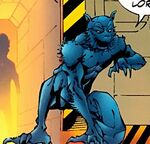 Lupo (Earth-7642) from Badrock Wolverine Vol 1 1 001