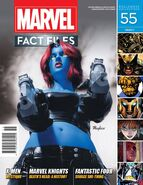 Marvel Fact Files Vol 1 55
