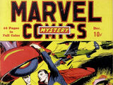 Marvel Mystery Comics Vol 1 2