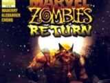 Marvel Zombies Return Vol 1 3
