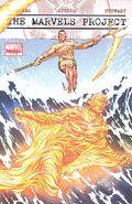 Marvels Project Vol 1 1 McNiven Variant