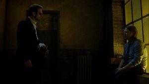 Matthew Murdock (Earth-199999) and Franklin Nelson (Earth-199999) from Marvel's Daredevil Season 2 6