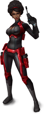 Mercedes Knight (Earth-TRN012) from Marvel Future Fight 002