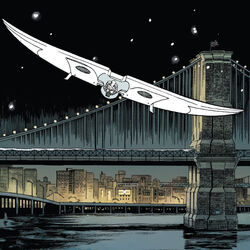 Moon Knight's Angel Wing (Earth-616) from Moon Knight Vol 7 3 002